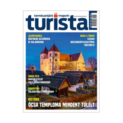 Turista Magazin digitális 2018. december-januári szám