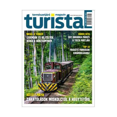 Turista Magazin digitális 2018. márciusi szám