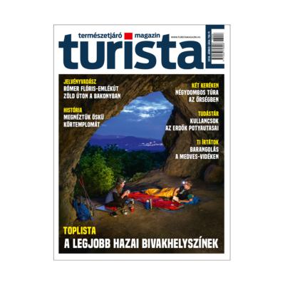 Turista Magazin digitális 2018. júniusi szám