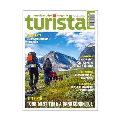 Turista Magazin 2019. októberi szám