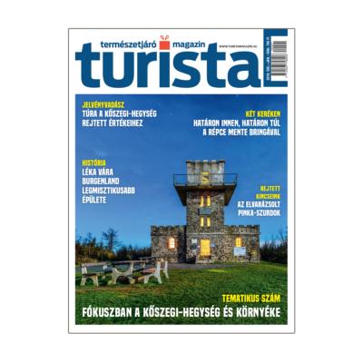 Turista Magazin digitális 2019. december-januári szám