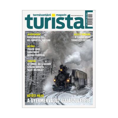 Turista Magazin digitális 2019. februári szám