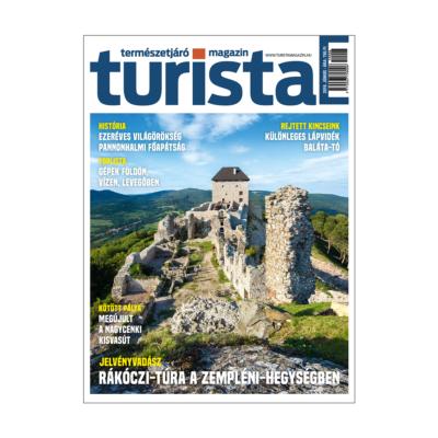 Turista Magazin digitális 2019. júniusi szám