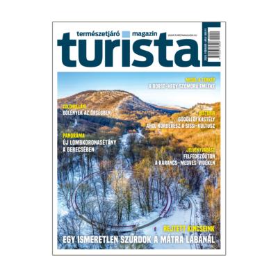 Turista Magazin digitális 2020. februári szám