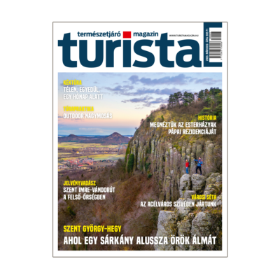 Turista Magazin 2020. márciusi szám