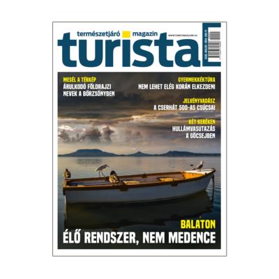 Turista Magazin digitális 2020. májusi szám