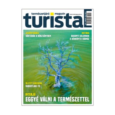Turista Magazin digitális 2021. februári szám