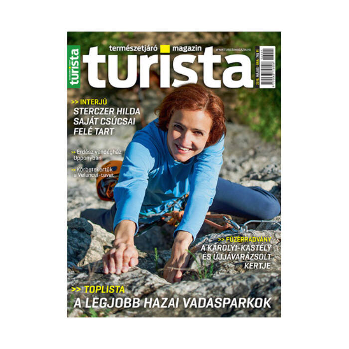 Turista Magazin 2016 májusi szám