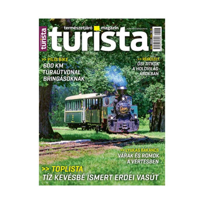 Turista Magazin 2016 júniusi szám