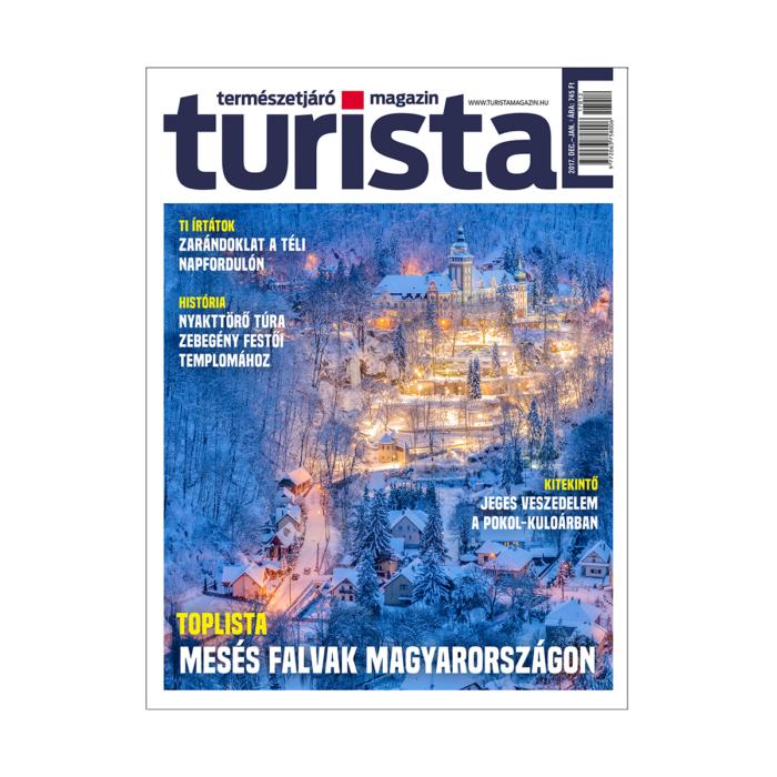 Turista Magazin digitális 2017. decemberi szám