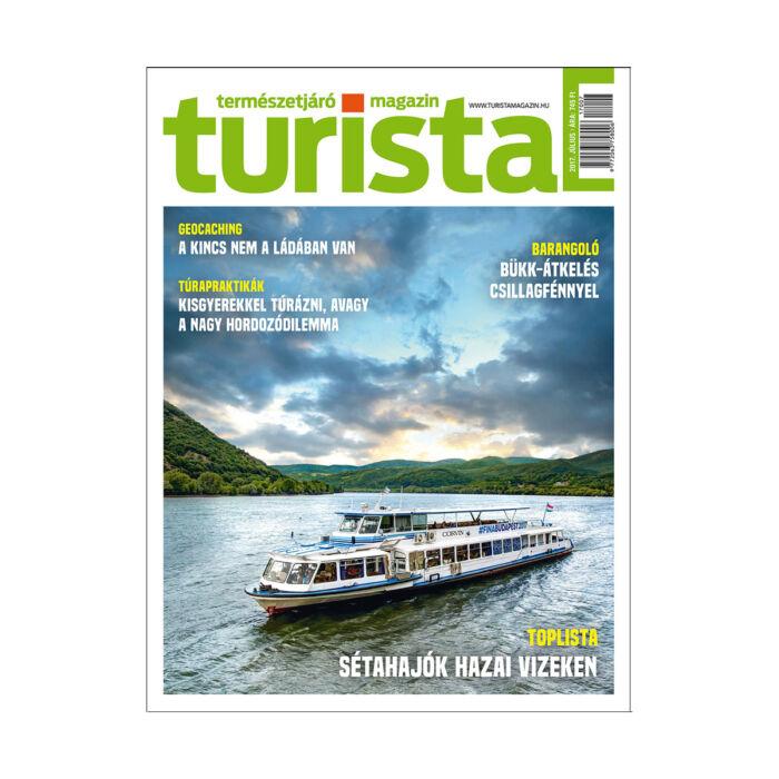 Turista Magazin digitális 2017. júliusi szám