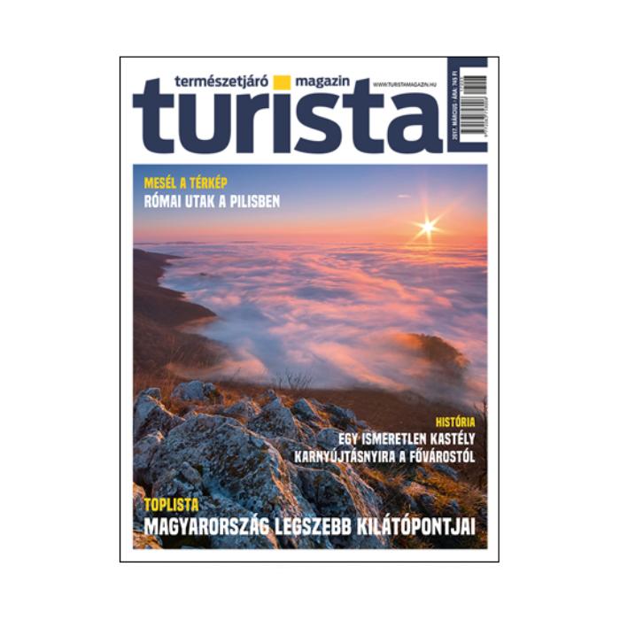 Turista Magazin 2017 márciusi szám