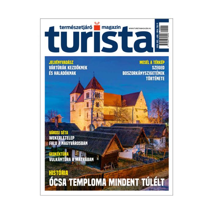 Turista Magazin 2018. december-januári szám