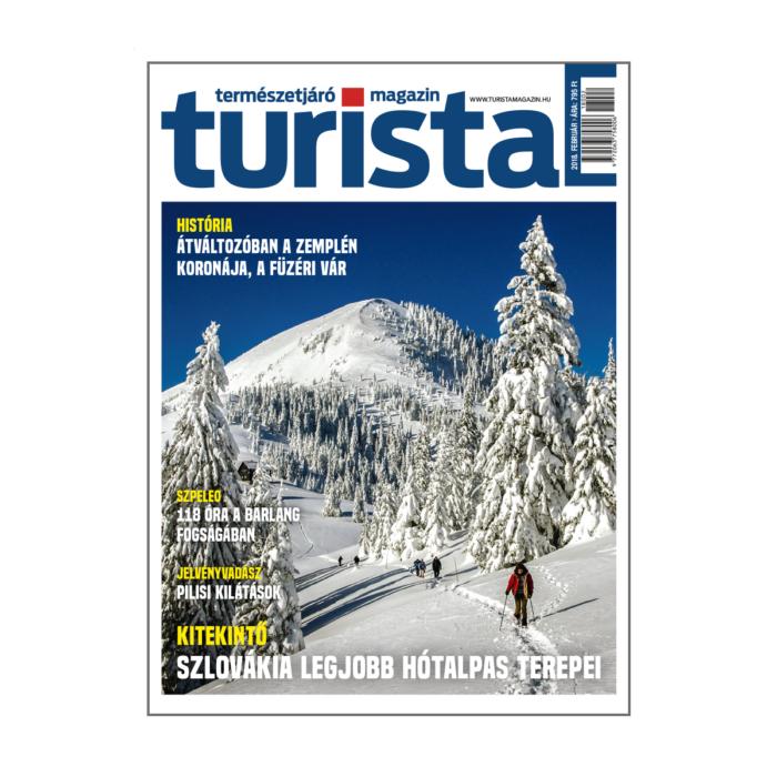 Turista Magazin 2018. februári szám