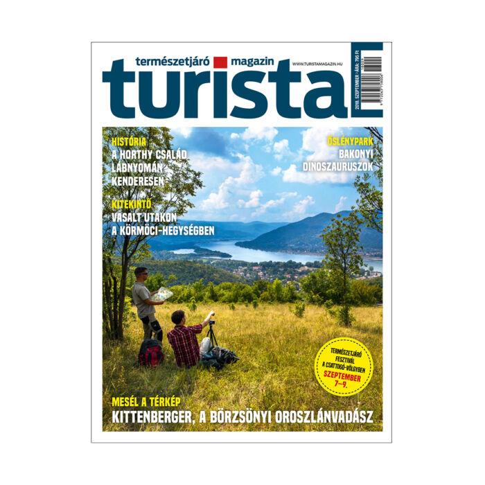 Turista Magazin 2018. szeptemberi szám
