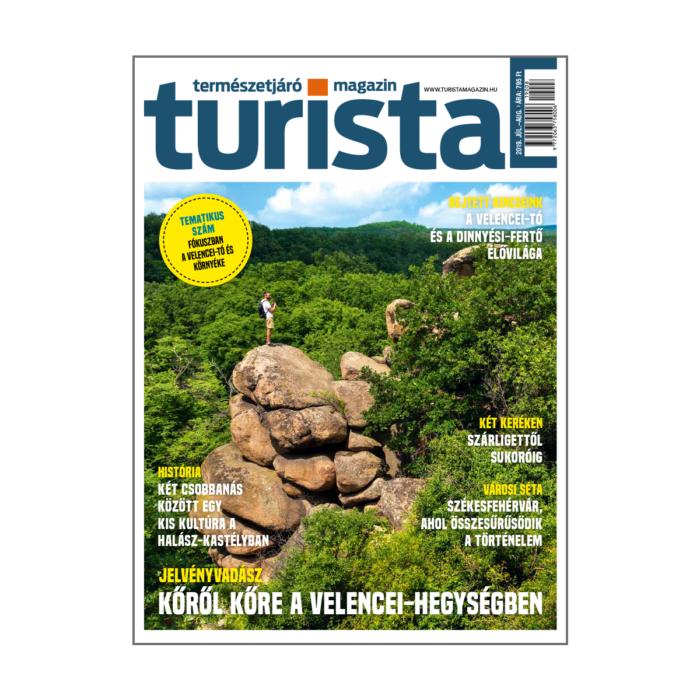 Turista Magazin 2019. július-augusztusi szám