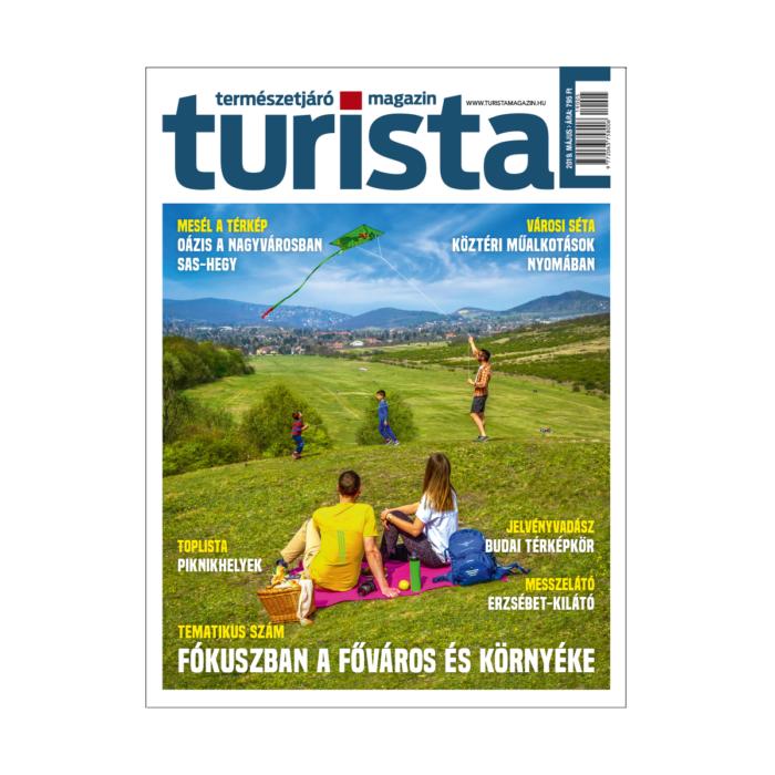 Turista Magazin 2019. májusi szám