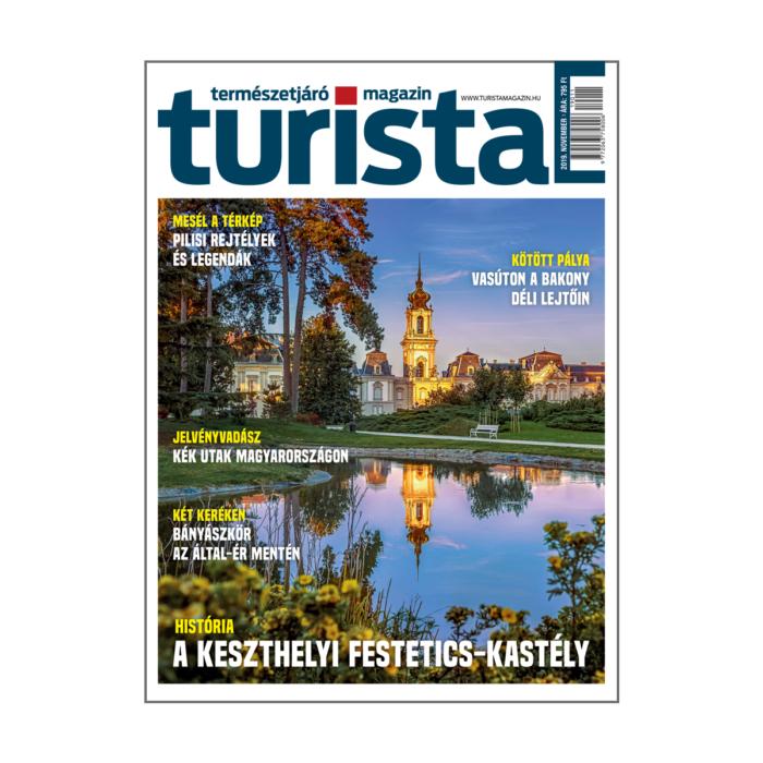 Turista Magazin 2019. novemberi szám