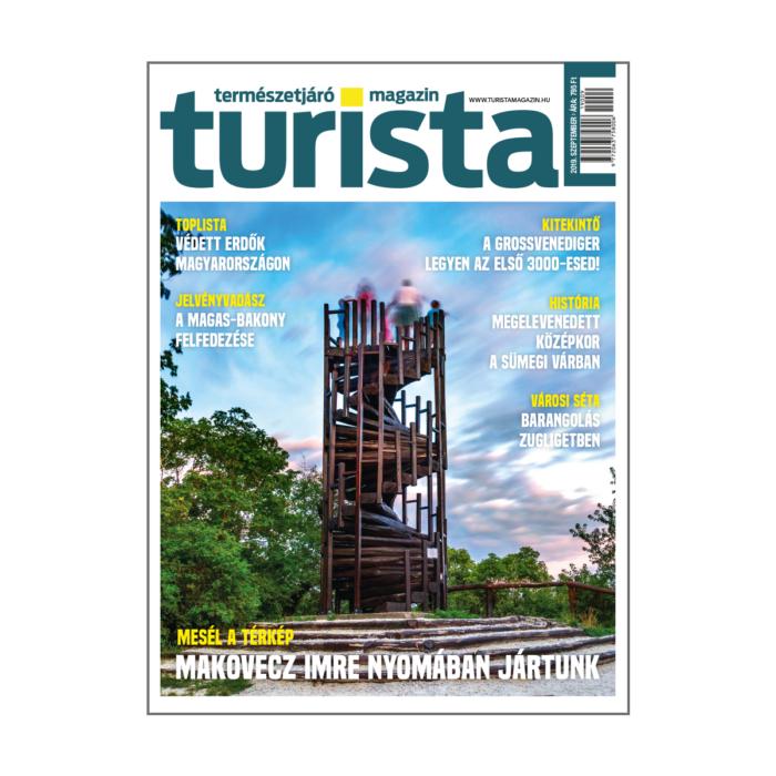 Turista Magazin 2019. szeptemberi szám