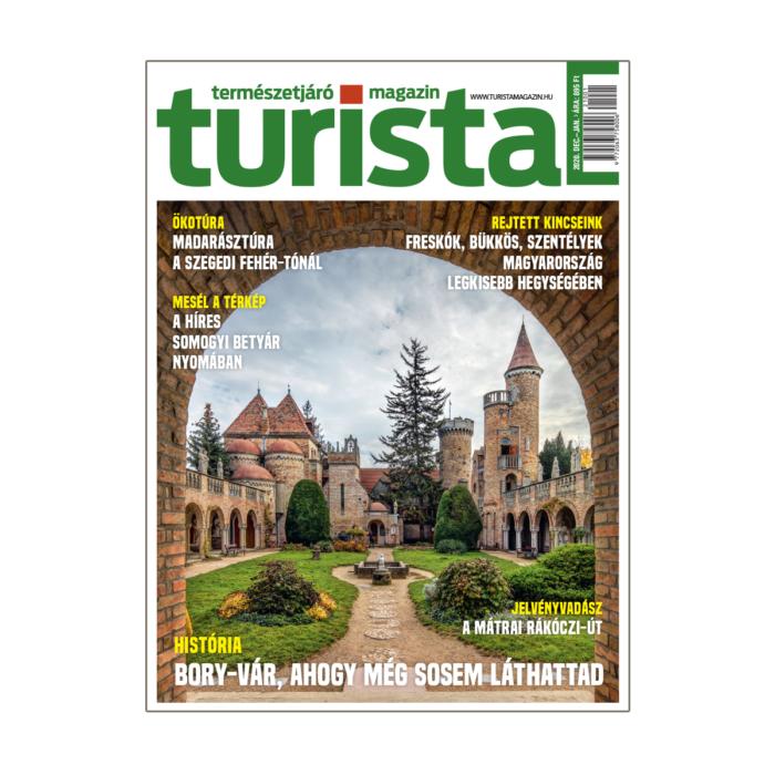 Turista Magazin 2020. december - 2021. január szám