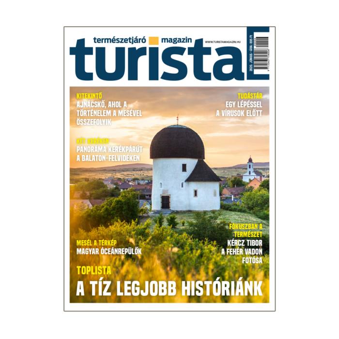 Turista Magazin 2020. június szám