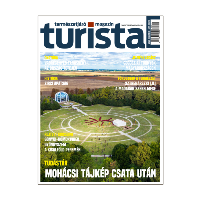 Turista Magazin 2020. novemberi szám