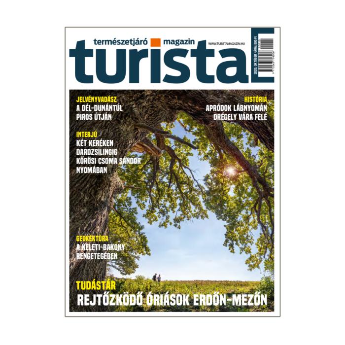 Turista Magazin digitális 2020. októberi szám