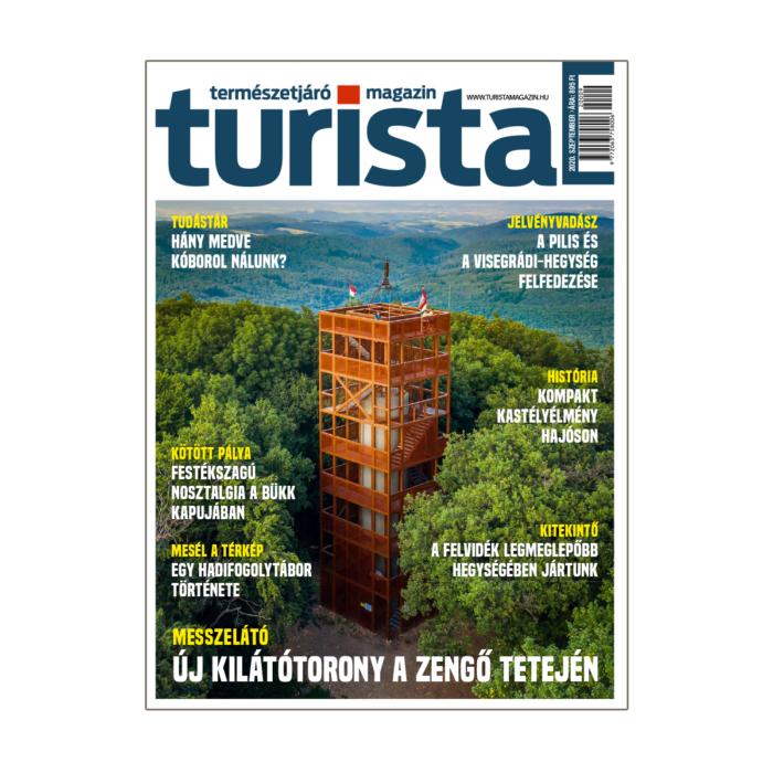 Turista Magazin 2020. szeptemberi szám