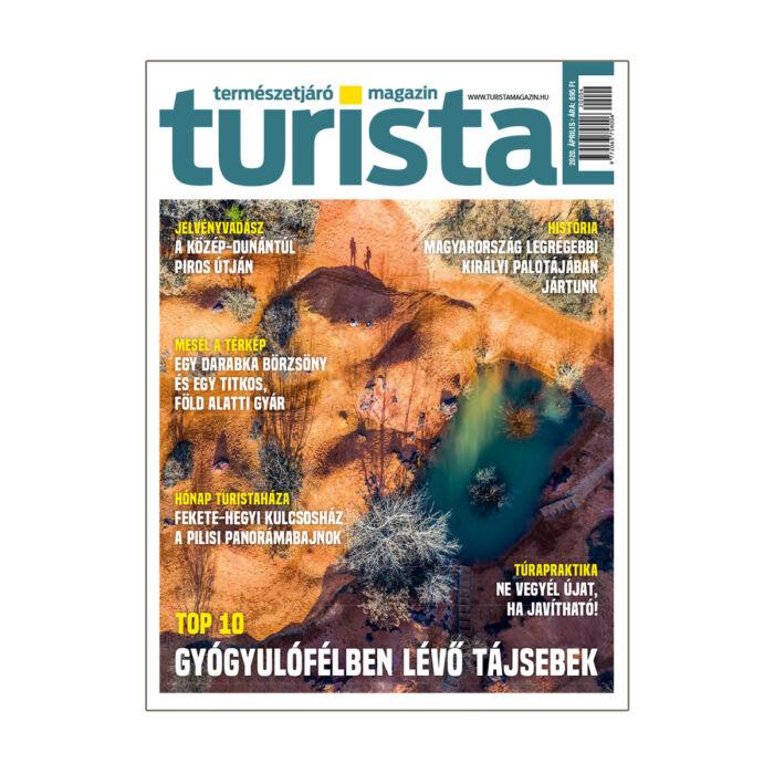 Turista Magazin 2020. áprilisi szám