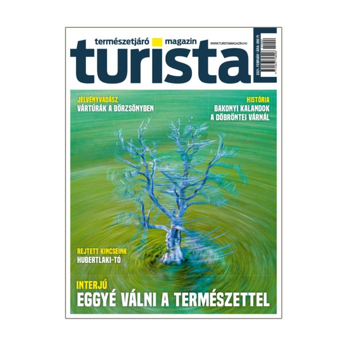 Turista Magazin 2021. februári szám