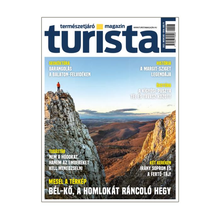 Turista Magazin 2021. márciusi szám