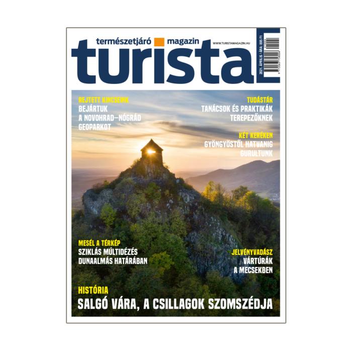 Turista Magazin 2021. áprilisi szám
