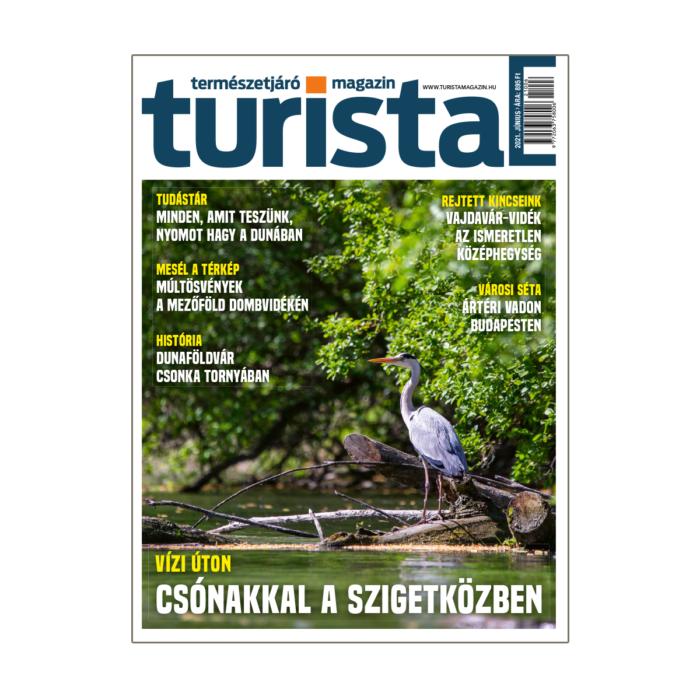 Turista Magazin digitális 2021. júniusi szám