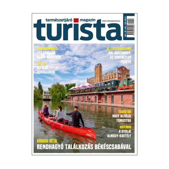 Turista Magazin  2021. július-augusztusi szám